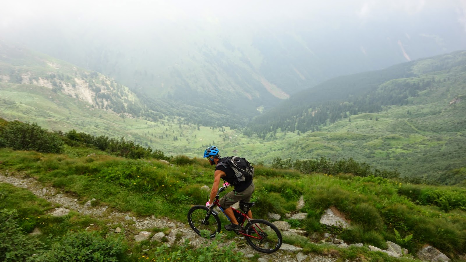Biken Flow Valley Mountainbike Tour: Monte Paularo (Tolmezzo)