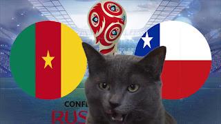يلا شوت - بدأ بث يوتيوب لمشاهده مباراة الكاميرون وتشيلي بث مباشر 18-6-2017 اون لاين كاس القارات 2017
