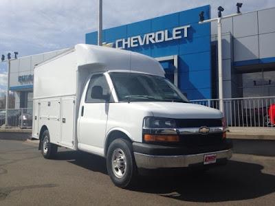 Emich Chevrolet Work Truck Van Inventory Denver Colorado