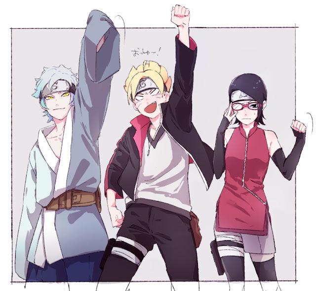 Kisah Mitsuki Si Anak Orochimaru Akan Diceritakan dalam Manga Naruto Yang Baru!