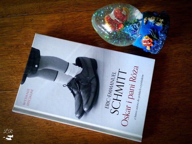 Oskar i pani Róża – Eric-Emmanuel Schmitt. A kiedy umrę...