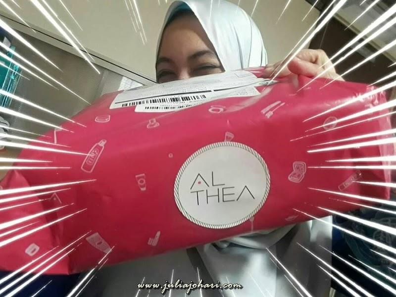 ALTHEA Bare Essentials - Beauty Meets Korea !