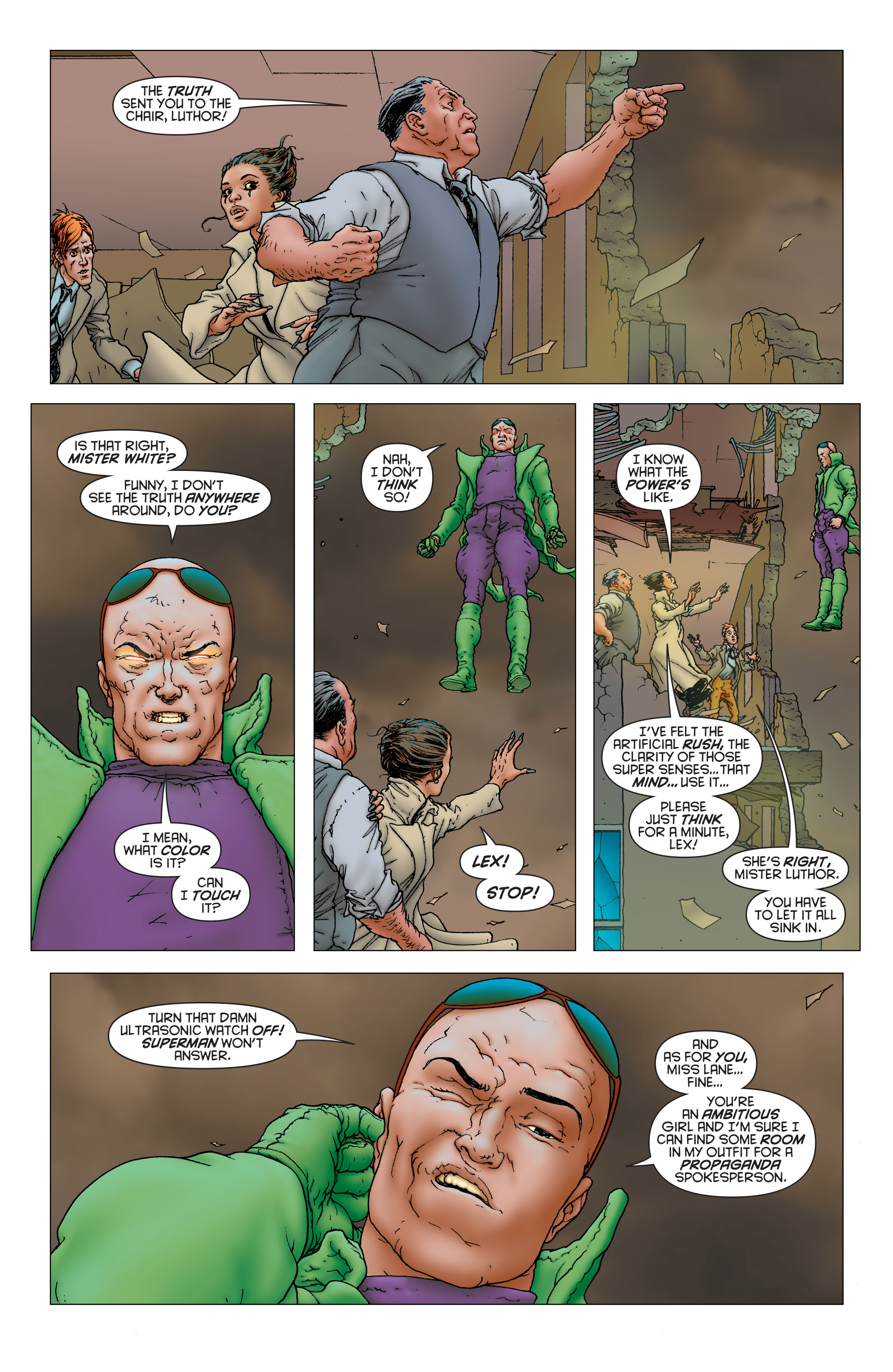 Read online All Star Superman comic -  Issue #12 - 6