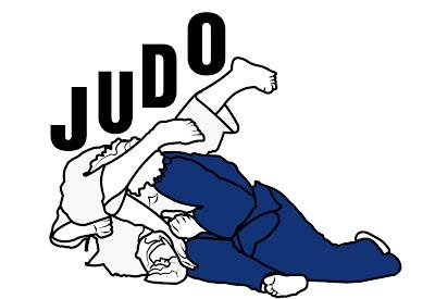 Resultado de imagen de judo dibujo