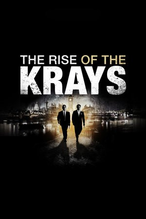 Poster The Rise of the Krays 2015