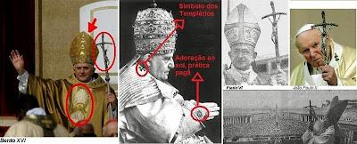 O lado oculto do Vaticano