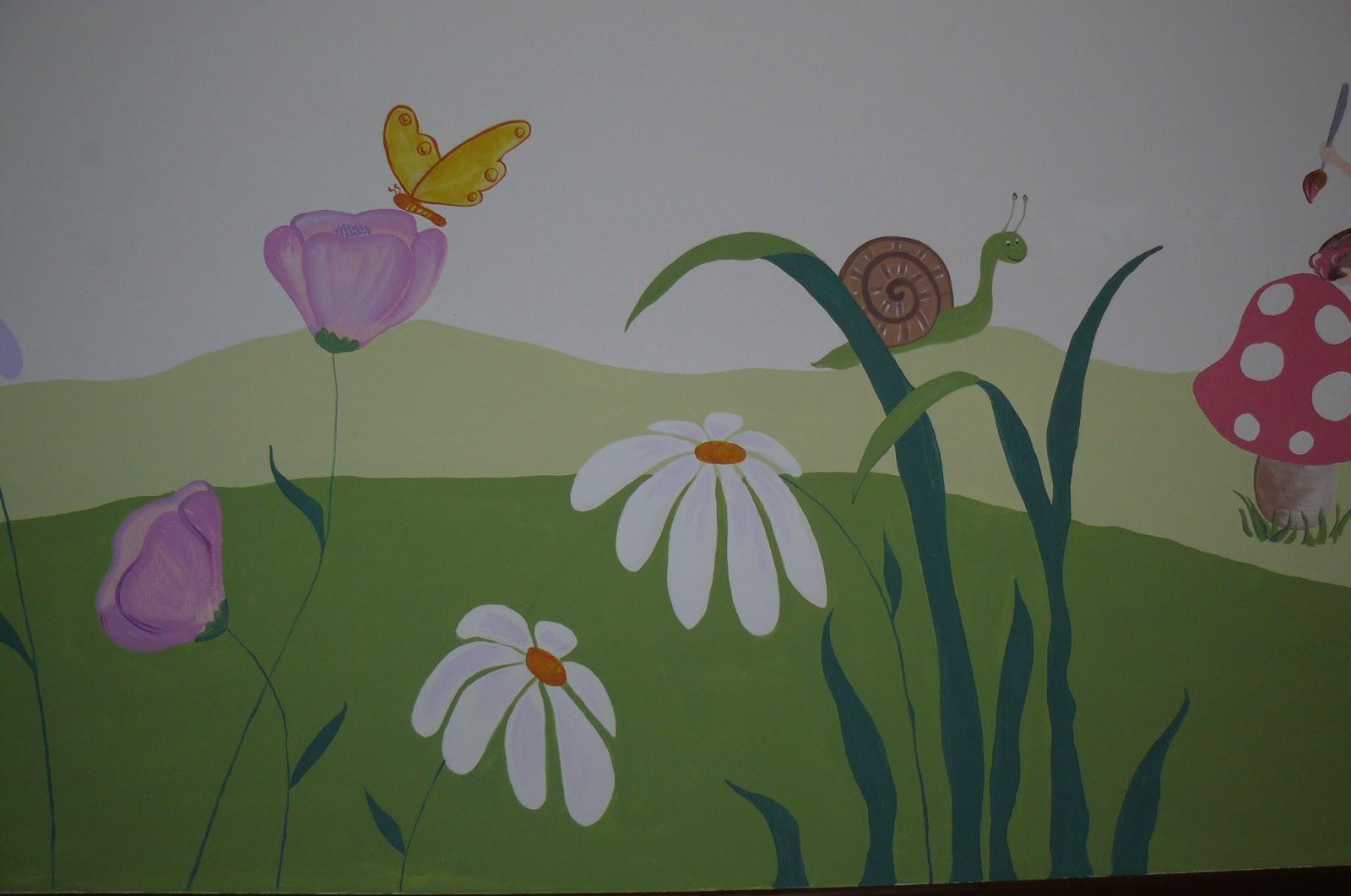 I Disegni Animati Dipinti Su Pareti Di Sisu Murales