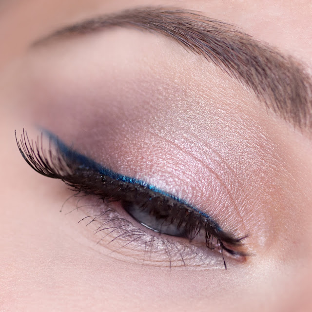 eyeshadow palette Smashbox Double Exposure Mini makeup