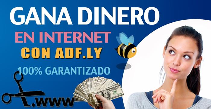Monetiza tu blog, gana dinero acortando links con adf.ly