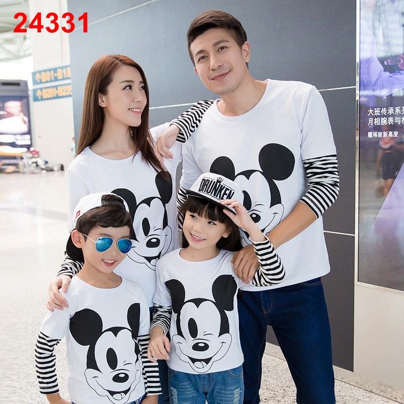Jual Couple Keluarga Family Mickey  Salur - 24331