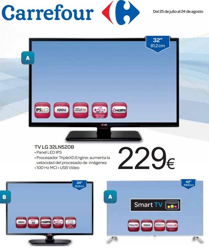 Carrefour catalogo televisores carrefour ofertas 2017 for Tv plasma carrefour