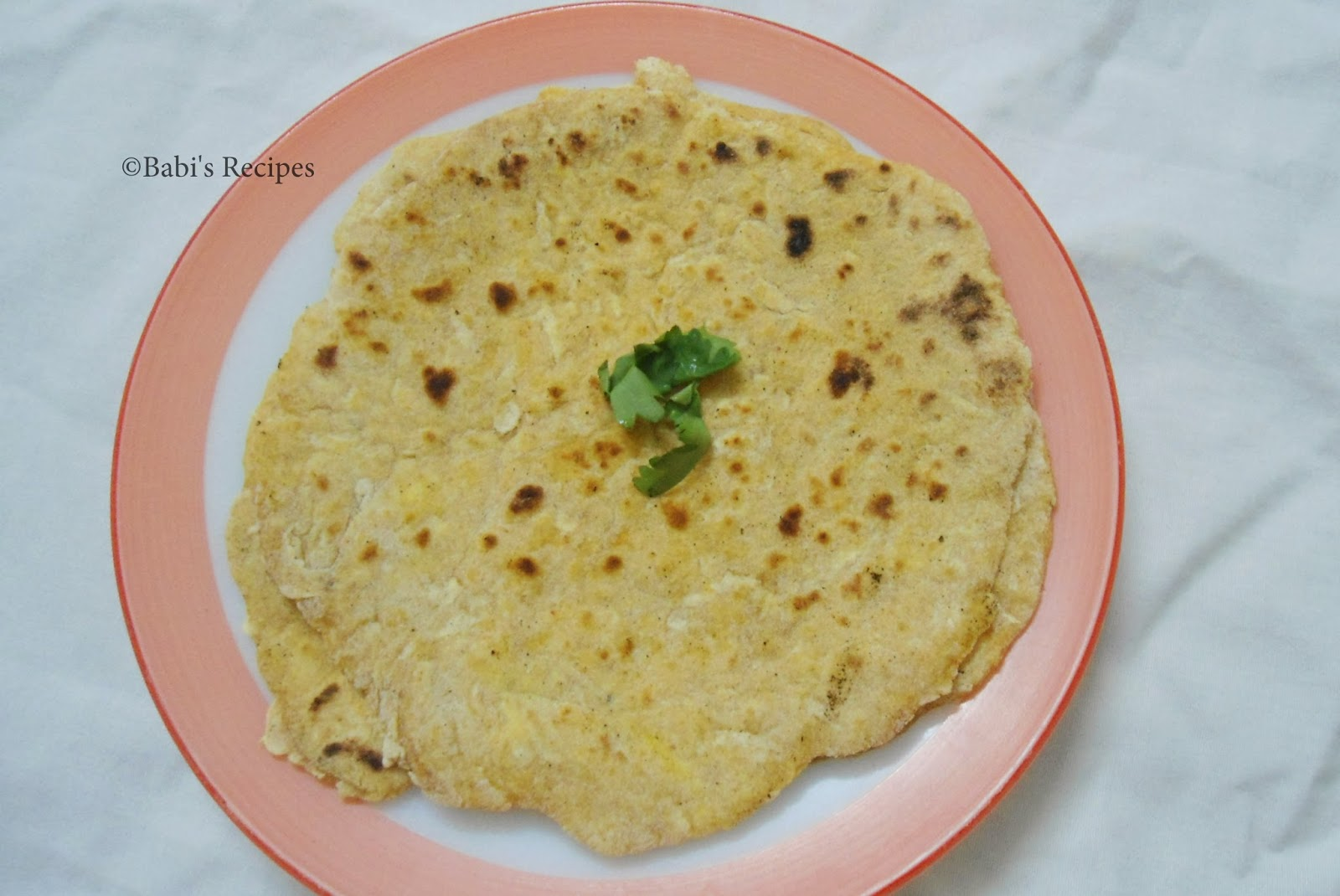 mooli /radish paratha