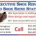 Executive Shoe shine Station