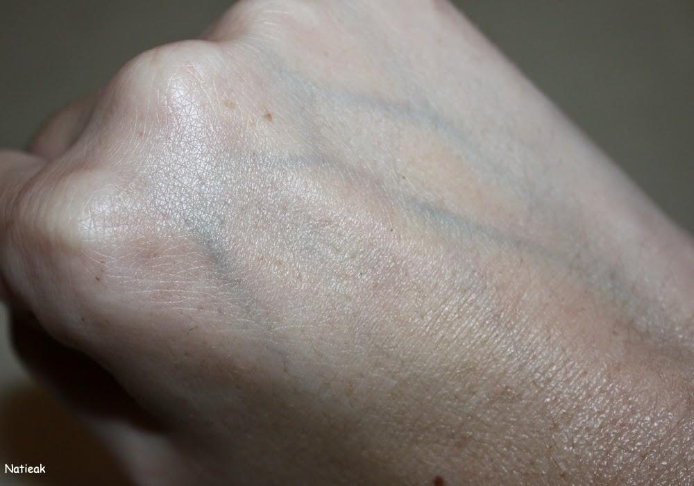 aspect sur les mains