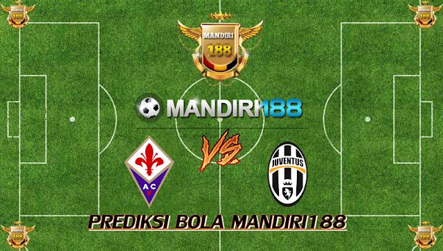 AGEN BOLA - Prediksi Fiorentina vs Juventus 10 Februari 2018