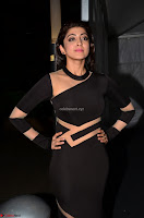 Pranitha Subhash in a skin tight backless brown gown at 64th Jio Filmfare Awards South ~  Exclusive 024.JPG