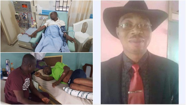 Nollywood Actor, Adeshina Adesanya AKA Pastor Ajidara Dies Of Kidney Failure