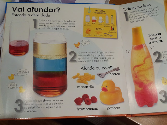 Estudando Química com os filhos