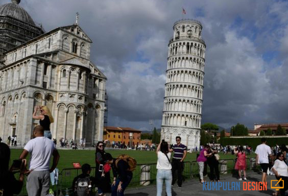 Recipe for Leaning Eight-Century Tower of Pisa