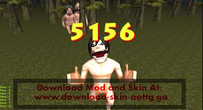 AOTTG Download INV Mod Attack on Titan Tribute game