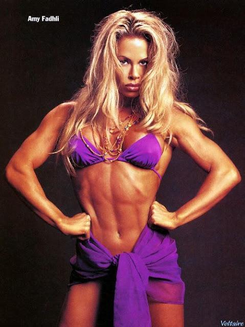 Amy Fadhli - Female Fitness