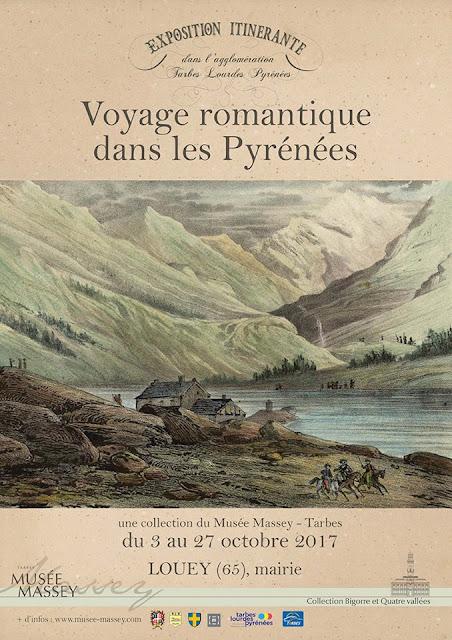 Voyage romantique dans les Pyrénées