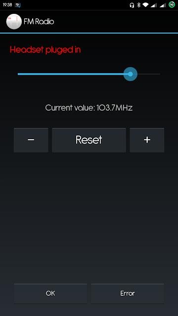 Cara pakai fitur FM Radio darurat di Smartphone Android (Semua Tipe)