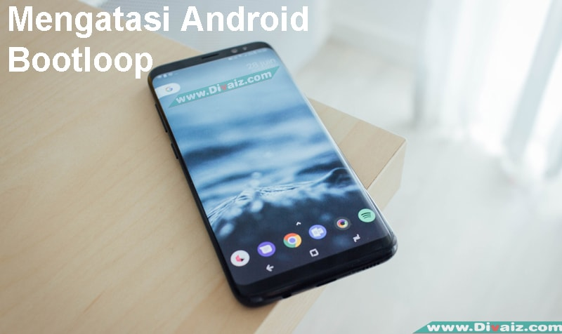 Cara Mengatasi HP Android Bootloop Tanpa PC 100% Work