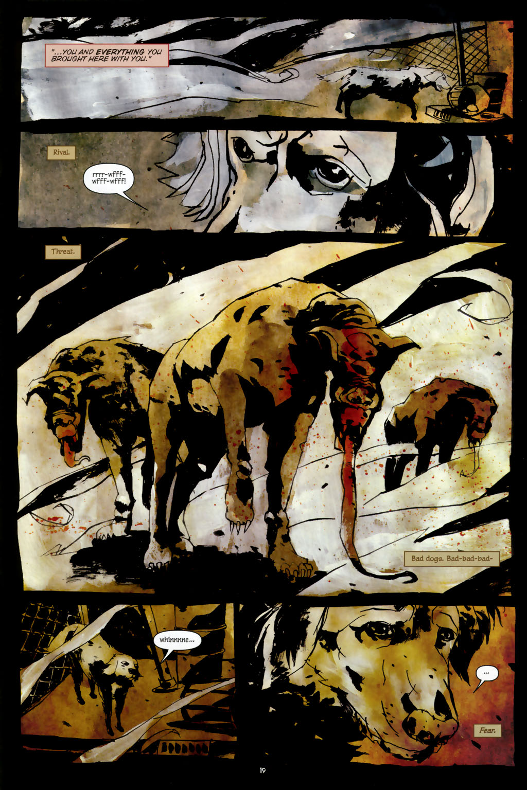 Read online Silent Hill: Dead/Alive comic -  Issue #2 - 21