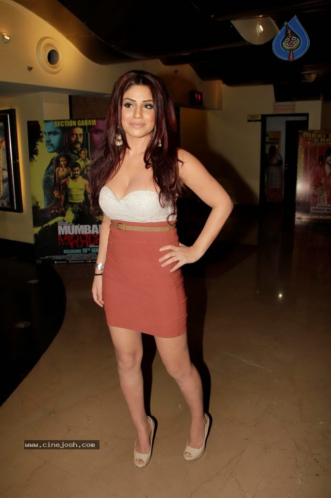Pooja Joshi Nude Image