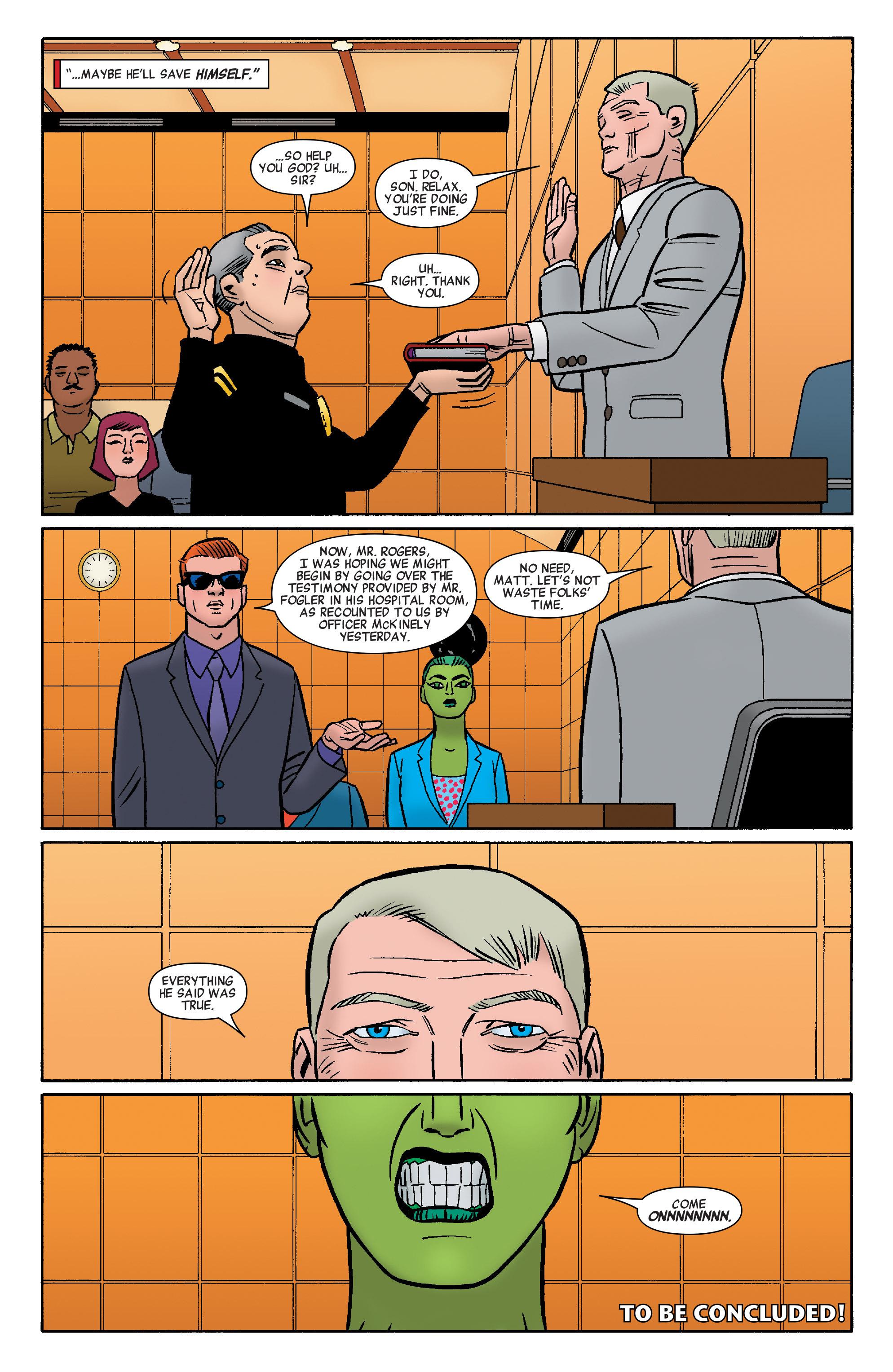 Read online She-Hulk (2014) comic -  Issue #9 - 20