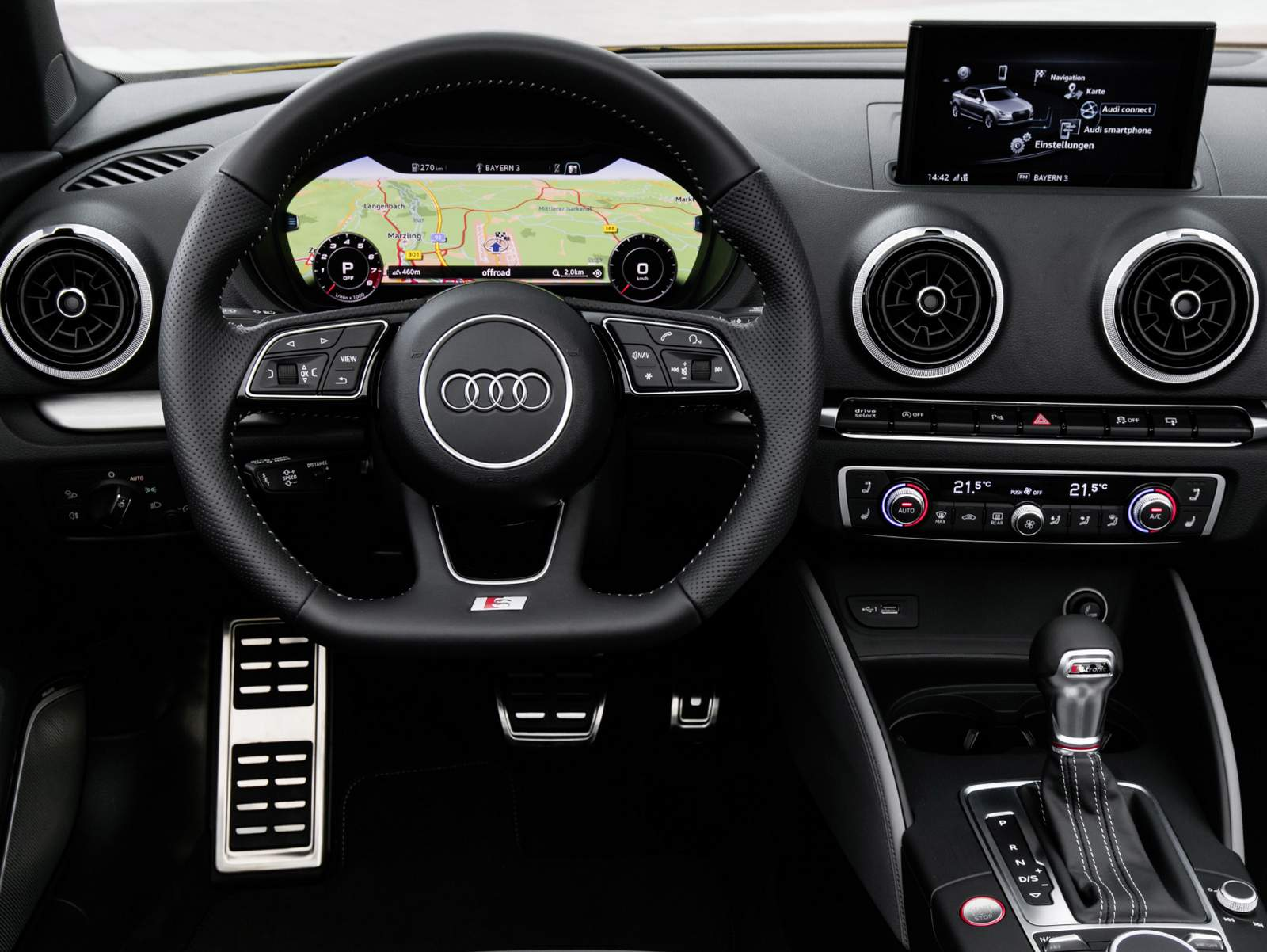 audi s3 2017 v deo consumo performance e detalhes car blog br. Black Bedroom Furniture Sets. Home Design Ideas
