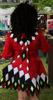 new dress back