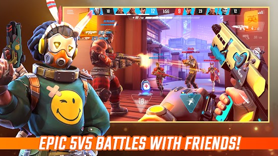 Shadowgun War Games Apk+Data Free on Android Game Download