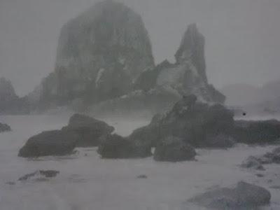Surga mistik di pesisir selatan banten