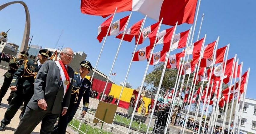 Presidente Kuczynski inaugurará colegio de mujeres Francisco de Zela, también supervisará construcción del Hospital de Tacna