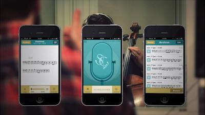 تحميل تطبيق ScoreCloud Express فنيّ يحوّل أغنيتك الى نوتات موسيقية بشكل تقني واحترافي