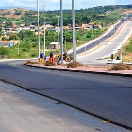 Nova entrada de Aracaju será entregue em outubro