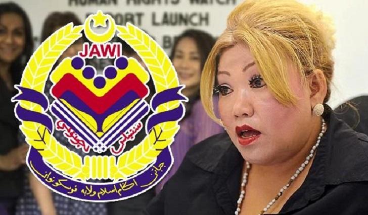 Siti Kasim Kutip Derma Lawan JAWI di Mahkamah, Ikrar Akan Pertahan LGBT