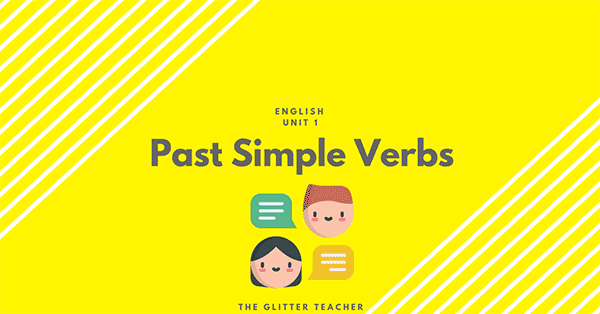 Past Simple Verbs Practice. B1 Level