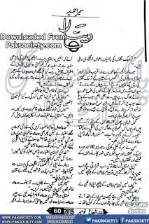 Deenar by Sumaira Hameed Online Reading