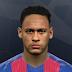 PES 2017 Neymar Da Silva Face by Vusal03