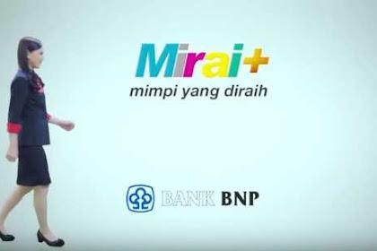Tabel Angsuran Pinjaman Mirai + (1-25 juta) Terbaru Mei 2019