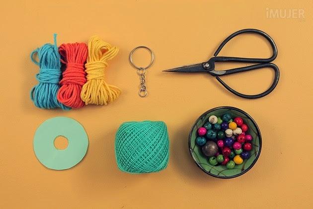How To Make Handmade Cool Keychains Craft Ideas Send Design
