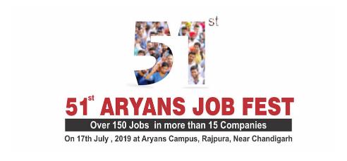 aryan-college-off-campus-drive