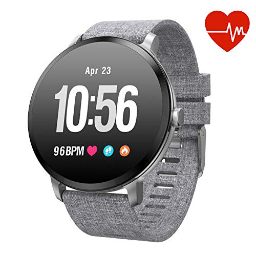 #h #band Fitness Tracker Smart Watch, Activity Tracker with Heart Rate  Monitor, IP67 Waterproof