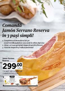 catalog lidl deluxe paste 2019 oferta jamon serrano reserva