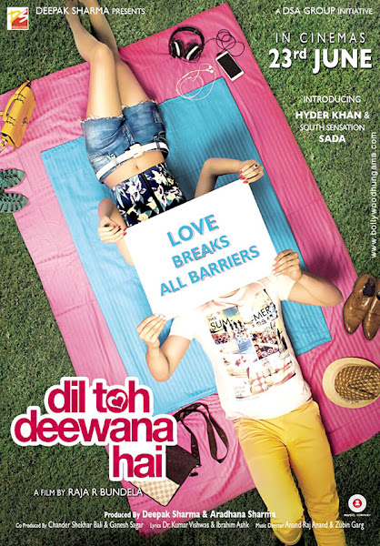 Dil Toh Dewaana Hai (2016) Movie Poster