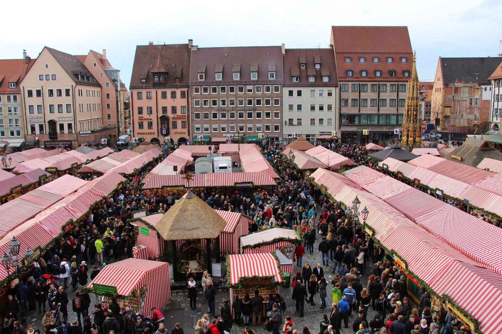 Nürnberger  - Christkindlermarkt