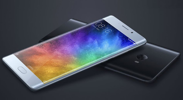 New Version of Xiaomi Mi Note 2 with model number 2015212  spotted on TENAA, 5.7-inch display and 4070 mAh battery